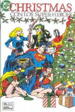 Christmas con los Superhéroes nº 1