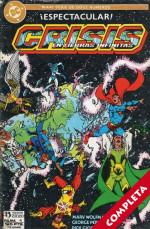 Crisis en Tierras Infinitas Vol.1 - Completa -