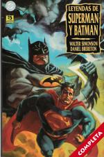 Leyendas de Superman y Batman Vol.1 - Completa -