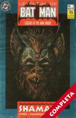 Leyendas de Batman Vol.1 - Completa -