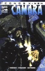 Iconos X-Men: Cámara