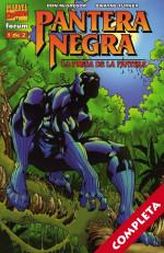 Pantera Negra: La Presa de la Pantera Vol.1 - Completa -