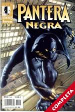 Marvel Knights: Pantera Negra Vol.1 - Completa -