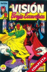 La Visión y la Bruja Escarlata Vol.1 - Completa -