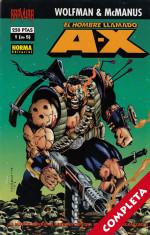 El hombre llamado A-X Vol.1 - Completa