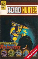 Robo-Hunter Vol.1 - Completa