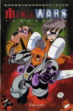 Fanhunter: Manga Wars