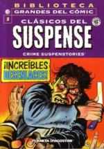 Biblioteca Grandes del Cómic: Clásicos del Suspense Vol.1 nº 3