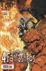 Los Nuevos 4 Fantásticos Vol.7 nº 1