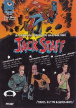 Jack Staff: ¡El héroe más grande de Gran Bretaña!